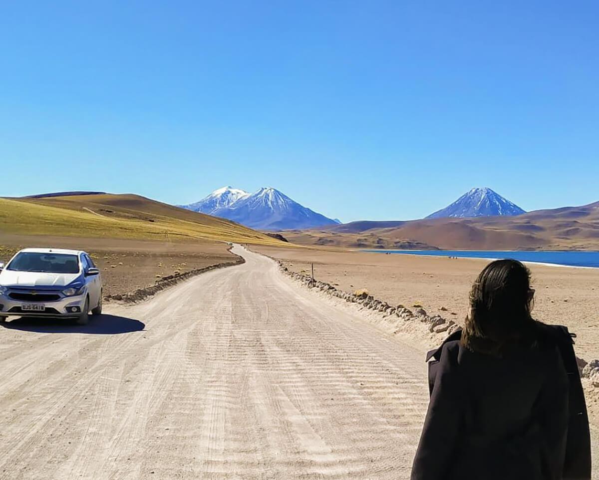 É possível ir do Brasil para o Deserto do Atacama no Chile em um Carro 1.0?