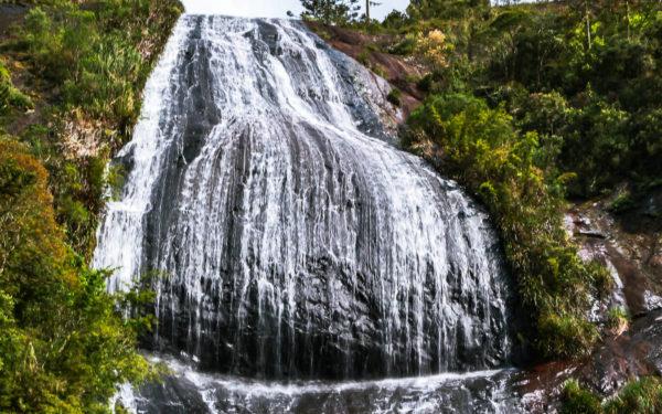 Pontos Turísticos de Urubici: Cascata Véu de Noiva
