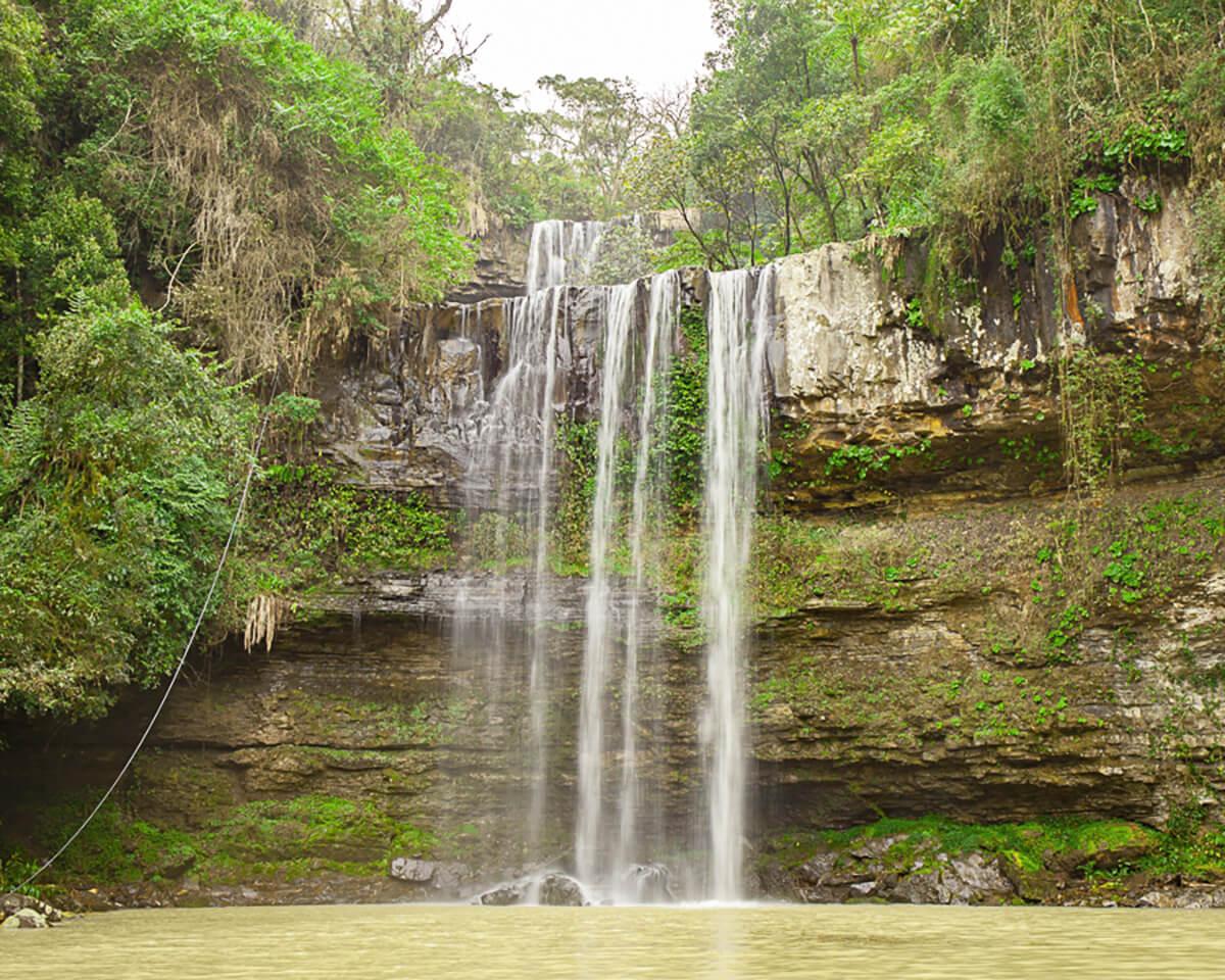 Camping Cachoeira Pombinha em Pouso Redondo – Santa Catarina
