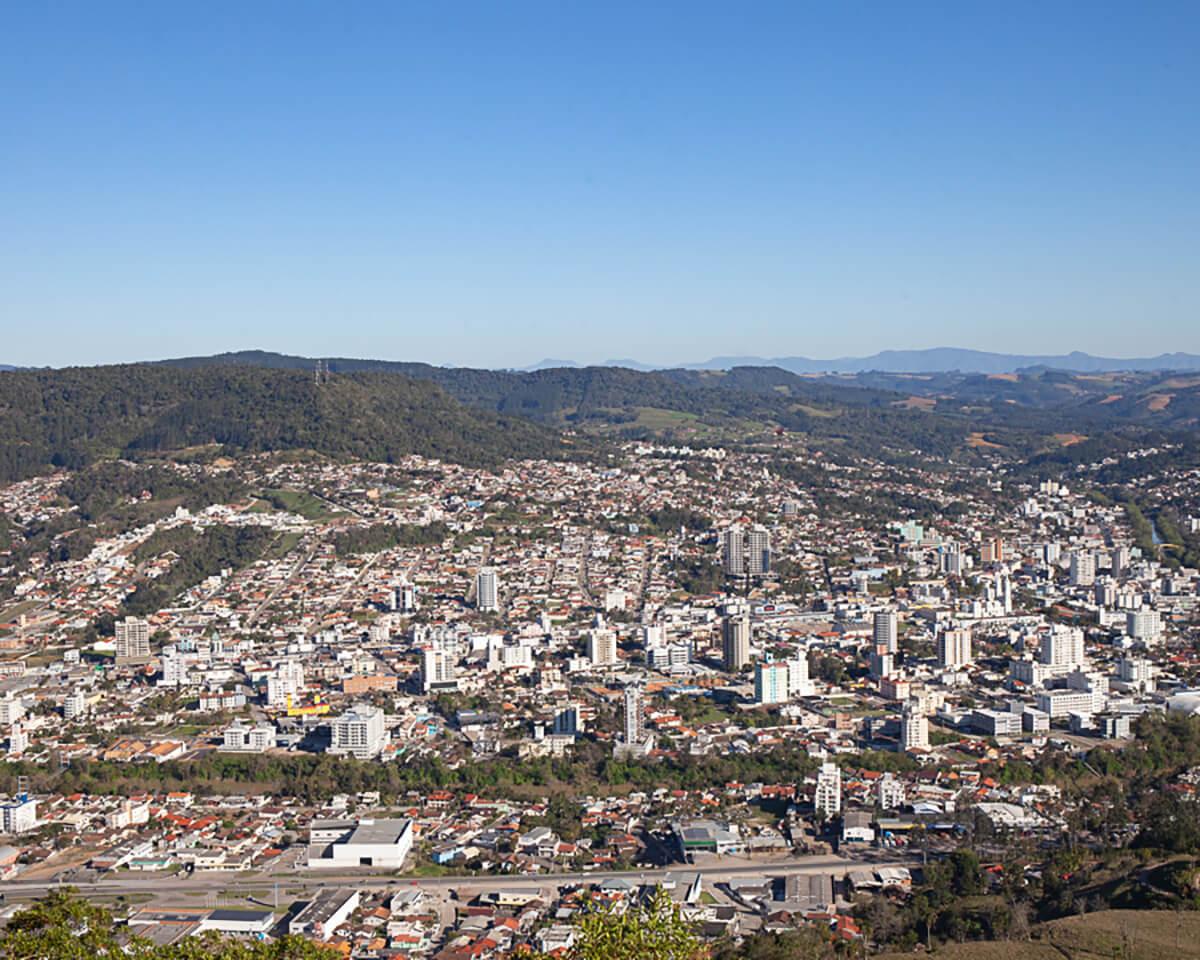 Mirante do Javali em Rio do Sul – Saiba como chegar até lá