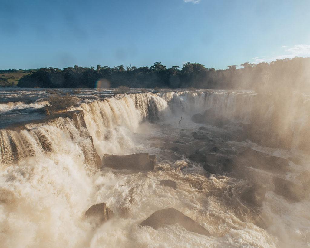 Conheça as Cataratas de Santa Catarina: Salto Saudades em Quilombo
