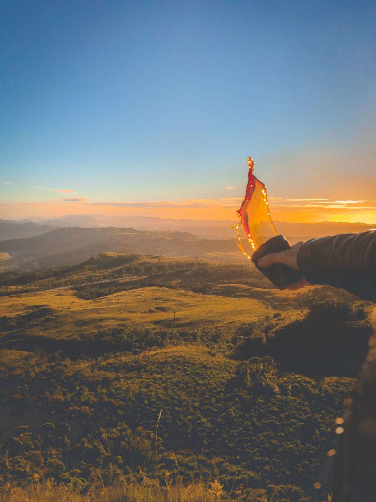 Lugares para conhecer em Santa Catarina: Mirante Alto da Boa Vista em Rancho Queimado