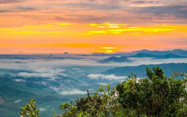 Trekking em SC: Trilha Morro do Baú em Ilhota