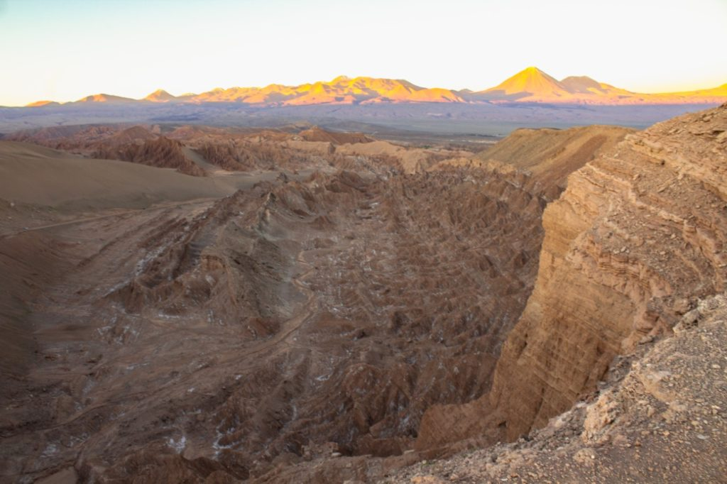 Valle de La Muerte, não foi como o esperado
