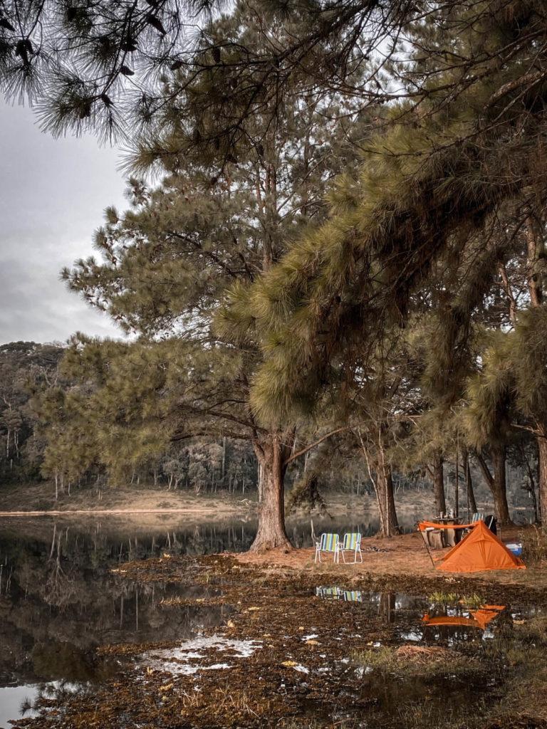 O melhor camping de Santa Catarina! Já conheceu o Camping Ilhas do Perimbó?