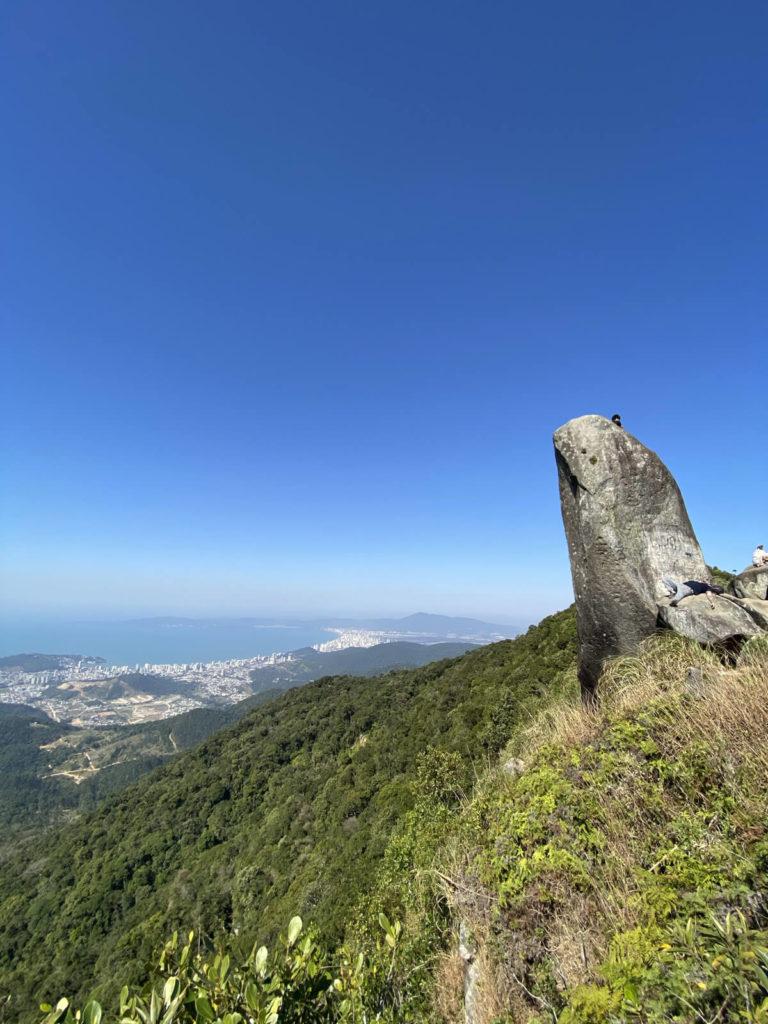 Trilha Pico da Pedra em Camboriú SC